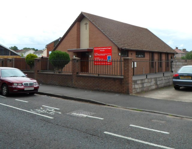 Avonmouth Evangelical Chapel, Bristol