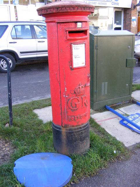 Kinsbourne Green Post Office George V Postbox