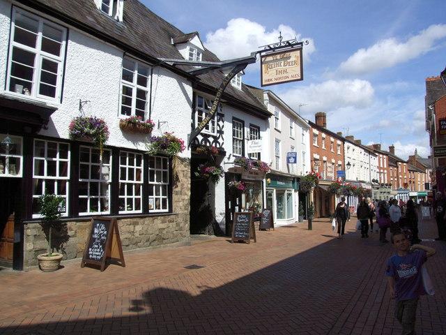 Parson's Street Banbury