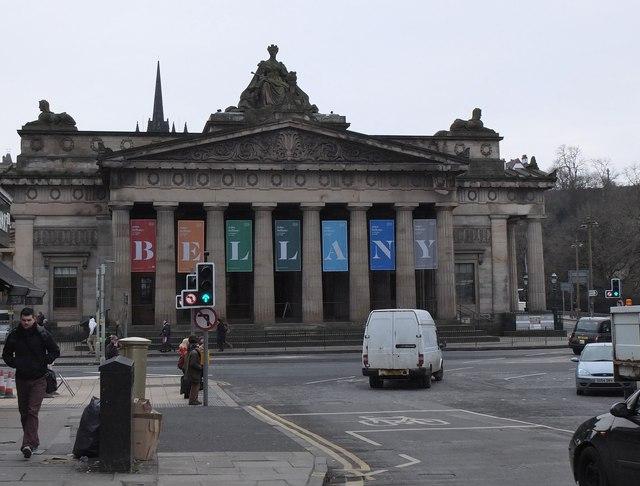 John Bellany exhibition, Edinburgh
