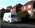 TQ5131 : Volkswagen van, Crowborough by nick macneill