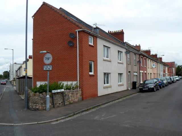 Napier Road, Avonmouth, Bristol