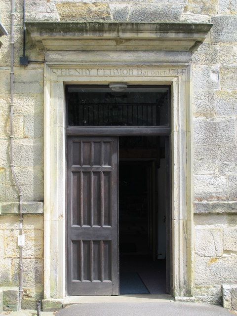 All Saints Church, Church Road, TN6 - entrance door