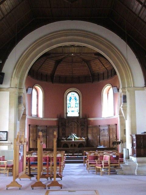 All Saints Church, Church Road, TN6 - interior
