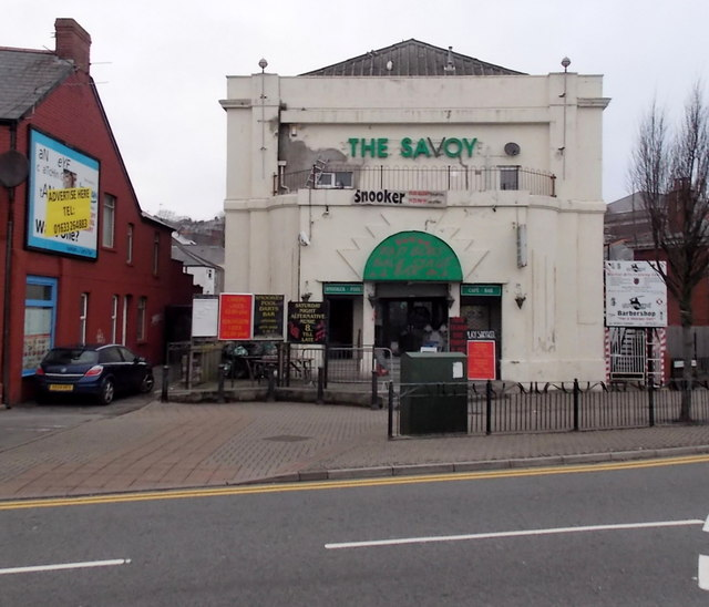 The Savoy, Barry