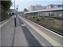 SX9193 : Exeter Central railway station, Devon by Nigel Thompson