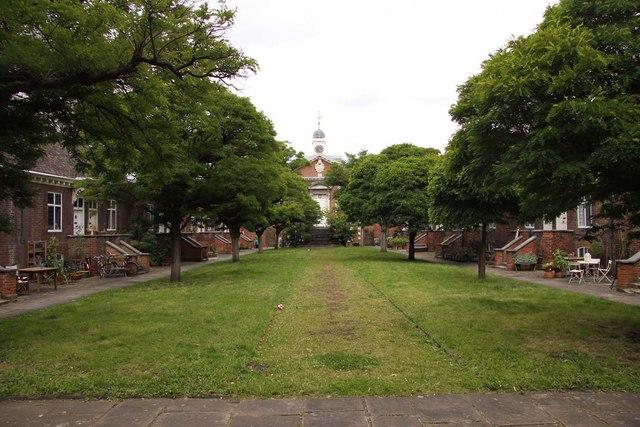 Trinity Alms Houses