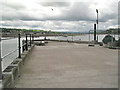 SX9372 : Resurfaced Fish Quay with refurbished railings by Robin Stott