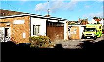 SO6302 : Lydney Ambulance Station by Jaggery