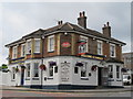 TQ5329 : The Welcome Stranger, Crowborough Hill / Farningham Road, TN6 by Mike Quinn