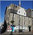 NJ9406 : Exchequer Row, Aberdeen by Bill Harrison