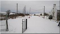 NT4054 : Waverley Line, Heriot by Richard Webb