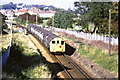 SZ5882 : Island Line near Shanklin in 1986 by Malc McDonald