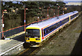 SP5823 : Train at Bicester North by Malc McDonald