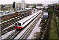TQ2185 : London Underground at Neasden by Malc McDonald
