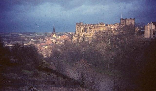Durham Castle, 1966