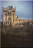 NZ2742 : Durham cathedral from the west, 1966 by Derek Harper