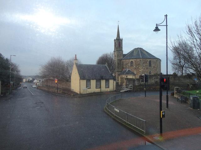 Dreghorn Church
