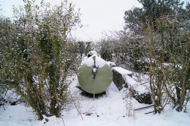 Gas tank for Breach Farm