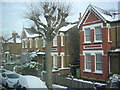 TQ3272 : Victorian villas, South Croxted Road by Christopher Hilton