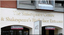 SP2055 : Shakespeare's birthplace by Graham Horn
