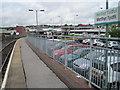 SO0505 : Merthyr Tydfil railway station, Mid Glamorgan by Nigel Thompson