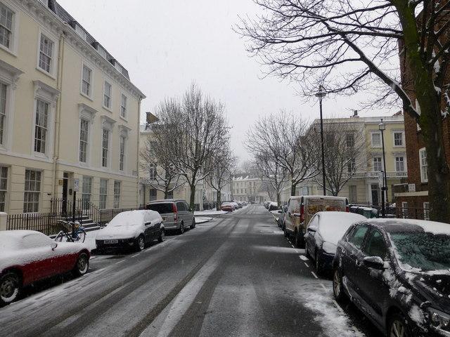 Cambridge Street Pimlico
