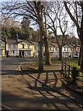 SX9164 : Shadows by Upton Park by Derek Harper