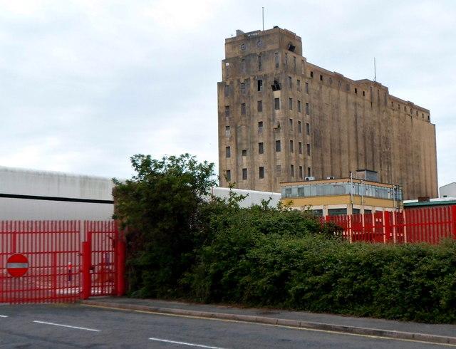 Former Spiller's Mill, Avonmouth, Bristol
