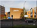 SP1579 : Christ Church URC, Solihull by David Dixon