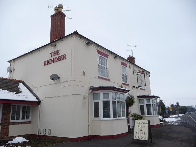 The Reindeer pub, Oldfield