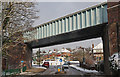 TQ2993 : Bridge, London N11 by Christine Matthews