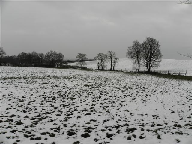 Wintry at Mullaslin
