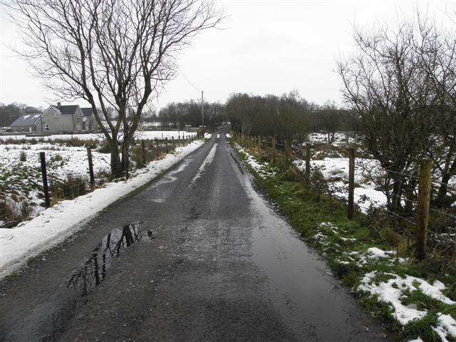 Tullyneil Road, Mullaslin