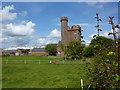 NY4957 : Toppin Castle Farm by Alexander P Kapp