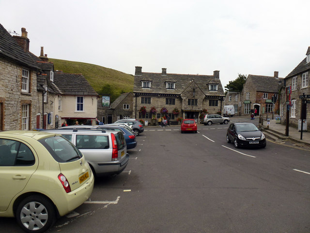 The Square, Corfe Castle