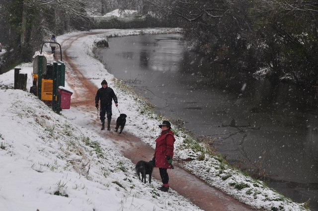 Tiverton : The Grand Western Canal