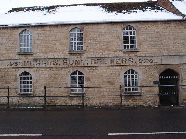Former Brewery Building On Water Street Michael Trolove Cc