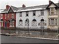 ST3187 : St Josephs Amateur Boxing Club, Newport by Jaggery
