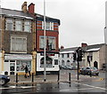 ST3187 : Foto Sandra, Commercial Road, Newport by Jaggery
