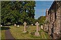 TQ8253 : St Nicholas Churchyard by Ian Capper