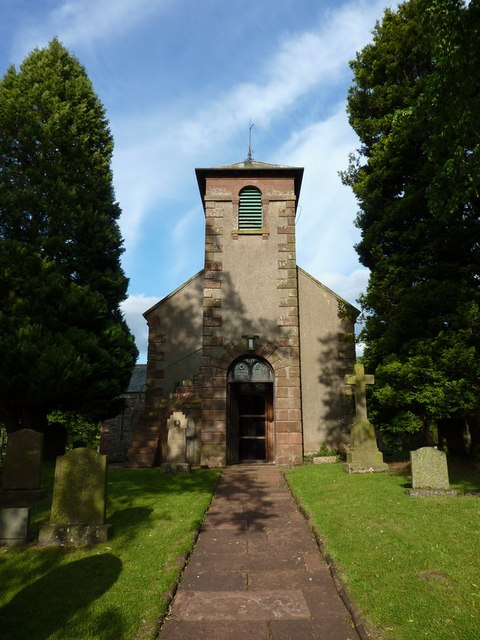 St Peter's Church, Castle Carrock