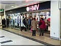 SO9198 : HMV store, Wolverhampton Mander Centre by Richard Law