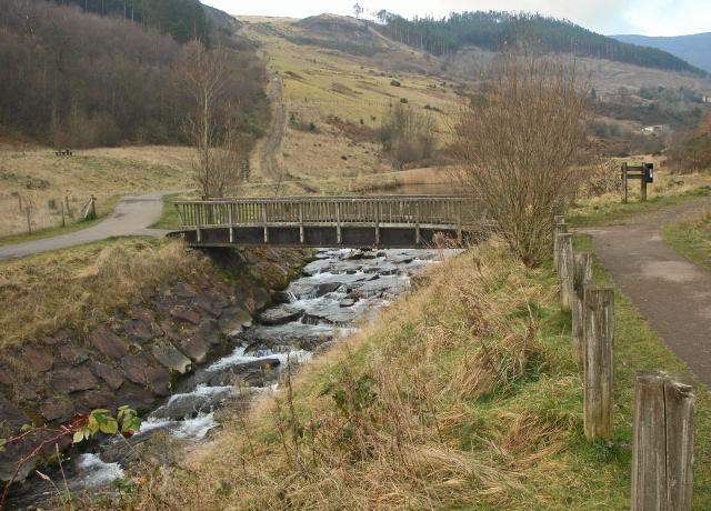 The Garw Valley by Pontycymer