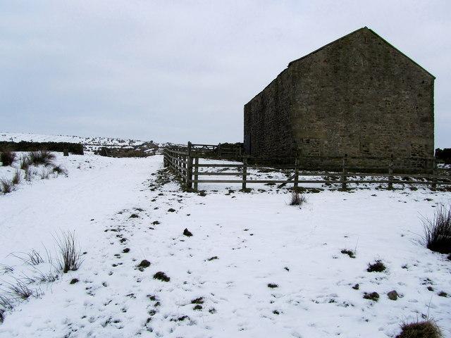 Stone Barn on Moor Lane
