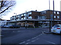 TL1314 : Parade of Shops on Church Street by Adrian Cable