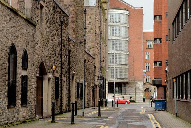 Wellington Street, Belfast (2013)