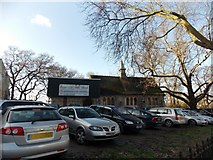 TQ3473 : View of the Deeper Life Bible Church from Lordship Lane by Robert Lamb