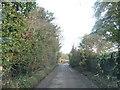 TQ4063 : Jackass Lane, Keston by David Howard