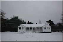 SU5985 : The Cricket Pavilion by Bill Nicholls